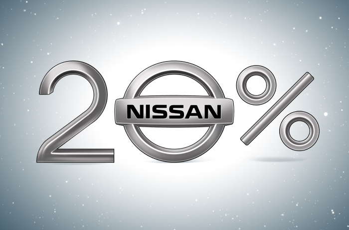 Nissan Promo Visual
